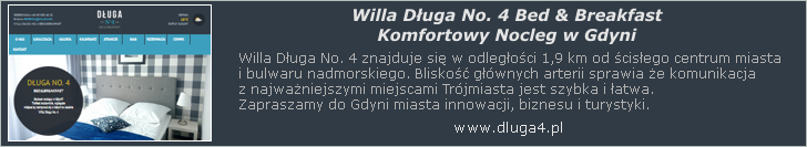 Willa Długa No. 4 Bed&Breakfast